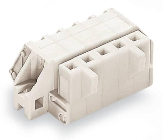 WAGO Buchsengehäuse-Kabel 721 Polzahl Gesamt 15 Rastermaß: 5 mm 721-315/031-000 10 St.
