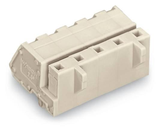 WAGO Buchsengehäuse-Kabel 721 Polzahl Gesamt 8 Rastermaß: 7.50 mm ...
