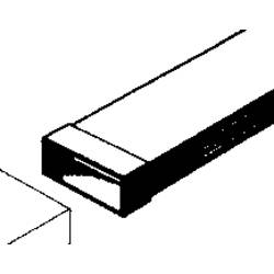 Image of Wallair 20200111 Flachkanal-Lüftungssystem 100 Rohrverbinder