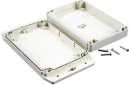 Hammond Electronics 1555JF42GY Universal-Gehäuse 159 x 91 x 62 ABS Licht-Grau 1 St.