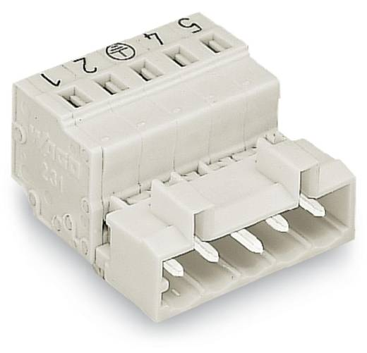 Stiftleiste (Standard) 2060 Polzahl Gesamt 7 WAGO 721-607/018-034 Rastermaß: 5 mm 50 St.