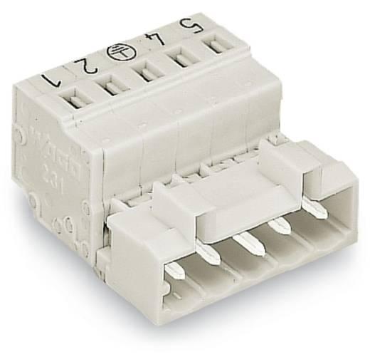 Stiftleiste (Standard) 2060 Polzahl Gesamt 8 WAGO 721-608/018-034 Rastermaß: 5 mm 50 St.
