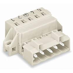 Pinová lišta (štandardná) WAGO 721-602/019-000, 24.8 mm, pólů 2, rozteč 5 mm, 100 ks