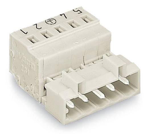 Stiftleiste (Standard) 2060 Polzahl Gesamt 3 WAGO 721-603/000-042 Rastermaß: 5 mm 100 St.