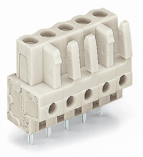 Buchsengehäuse-Platine 722 Polzahl Gesamt 20 WAGO 722-150 Rastermaß: 5 mm 10 St.
