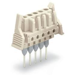 Zásuvkový konektor do DPS WAGO 722-137/005-000/039-000, 50.80 mm, pólů 7, rozteč 5 mm, 50 ks