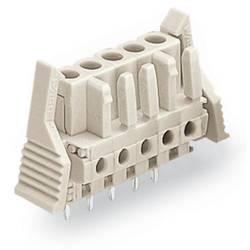 Zásuvkový konektor do DPS WAGO 722-135/039-000, 40.80 mm, pólů 5, rozteč 5 mm, 50 ks