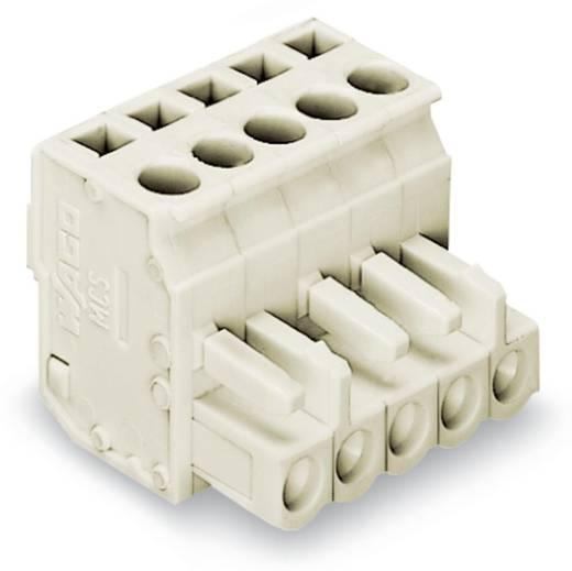 Buchsengehäuse-Kabel 722 Polzahl Gesamt 8 WAGO 722-208/026-000 Rastermaß: 5 mm 25 St.