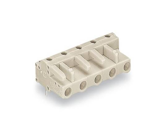 WAGO Buchsengehäuse-Platine 722 Polzahl Gesamt 10 Rastermaß: 7.50 mm 722-840 25 St.