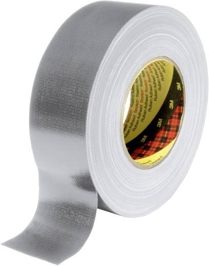 Gewebeklebeband 3M 389 Silber (L x B) 50 m x 50 mm Gummi-Harz-Klebstoff Inhalt: 1 Rolle(n)