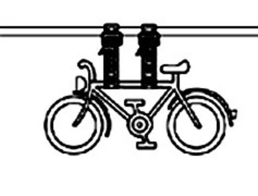 Kabelbinder 340 mm Schwarz Lösbar, Hitzestabilisiert, UV-stabilisiert, Sehr flexibel, mit Rückschlauföse HellermannTyton