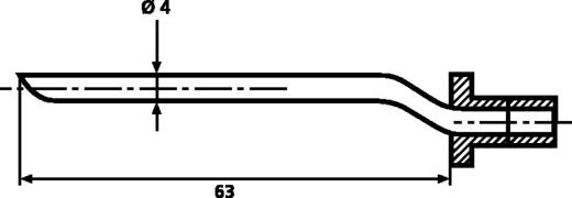 Ersatzdorn Metall HellermannTyton VA-2.55PRONG8 3 St.