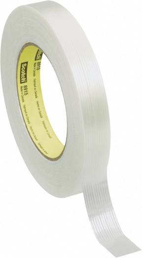 Filament-Klebeband 3M 8915 Transparent (L x B) 55 m x 18 mm Kautschuk Inhalt: 1 Rolle(n)