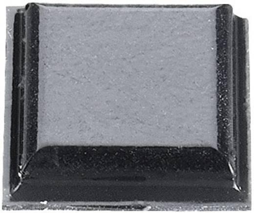 Gerätefuß selbstklebend, quadratisch Schwarz (L x B x H) 10.2 x 10.2 x 2.5 mm 3M SJ 5007 1 St.