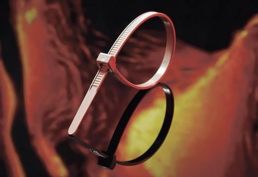 Kabelbinder 145 mm Braun Hitzestabilisiert HellermannTyton 118-00032 PT2A-PEEK-GY-C1 1 St.
