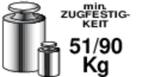 Kabelbinder 375 mm Schwarz PB Fastener 6503 6503 1 St.