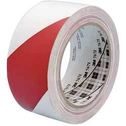PVC tape 3M 767i 70-0062-9988-0, (d x š) 33 m x 50 mm, guma-živice, červená, biela, 1 ks