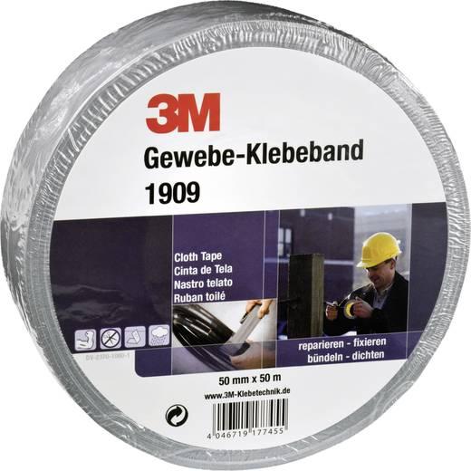 Gewebeklebeband 1909 Silber (L x B) 50 m x 50 mm 3M 7000061484 1 Rolle(n)