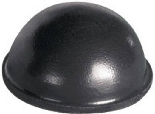 Gerätefüße selbstklebend, rund Schwarz (Ø x H) 15.7 mm x 7.9 mm PB Fastener BS-15-BK-R-8 8 St.