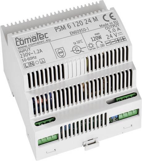 Hutschienen-Netzteil (DIN-Rail) Comatec PSM6/120.24M 24 V/DC 5 A 120 W