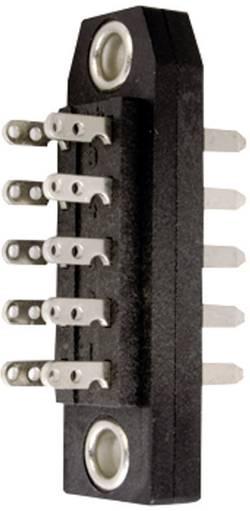 Embase à contact DIN 41618 Telegärtner J00045A0902 Nbr total de pôles 16 Nbr de rangées 2 1 pc(s)