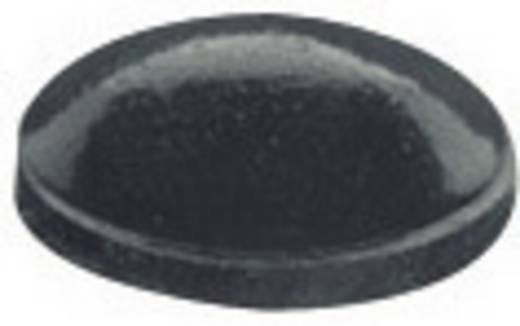 Gerätefüße selbstklebend, rund Klar (Ø x H) 7.9 mm x 2.2 mm PB Fastener BS-27-CL-R-5 5 St.
