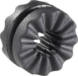Manchon anti-vibration Richco VG-4 VG-4 Ø de passage max. 4.8 mm noir 1 pc(s)
