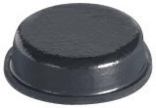 Gerätefüße selbstklebend, rund Klar (Ø x H) 9.5 mm x 3.2 mm PB Fastener BS-34-CL-R-12 12 St.