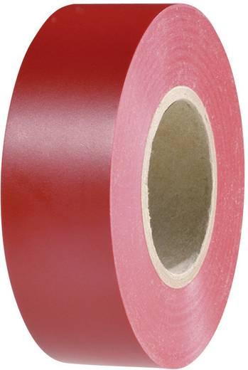 HellermannTyton 710-00152 Isolierband HelaTape Flex 15 Rot (L x B) 20 m x 19 mm 1 Rolle(n)