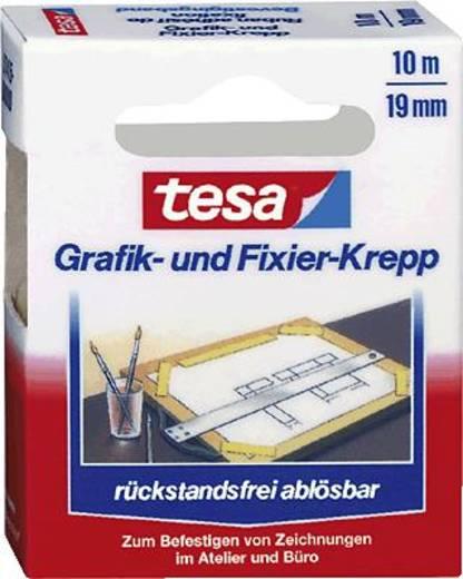 Kreppband TESA tesa® (L x B) 10 m x 19 mm Inhalt: 1 Rolle(n)