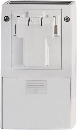 Hand-Gehäuse 112 x 63 x 19.1 ABS Grau Pactec RC24-9VB-BC-FL.-039 1 St.