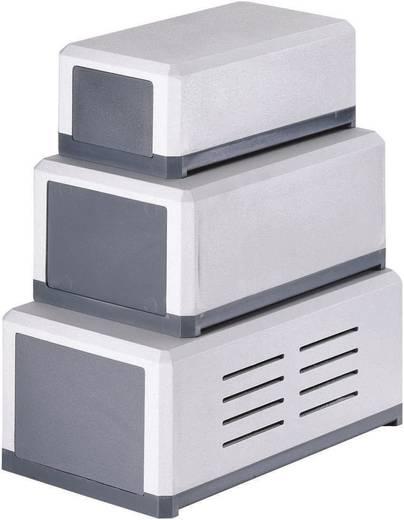 Universal-Gehäuse 138 x 84 x 58 Kunststoff Hellgrau Strapubox KG 200 1 St.