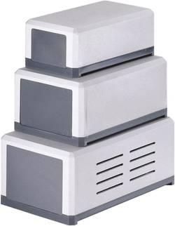 Univerzální pouzdro TRU COMPONENTS TC-KG 100 GR203 1588601, 125 x 65 x 45 , plast, světle šedá, 1 ks