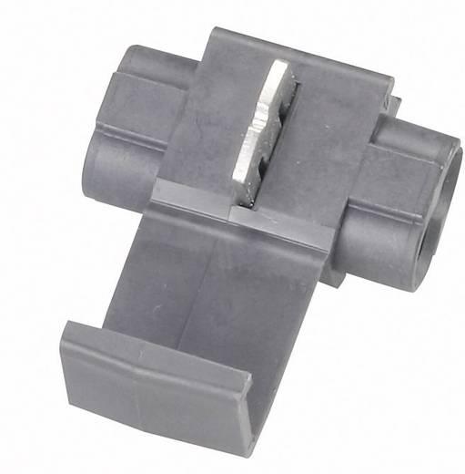 Schwachstromverbinder flexibel: 1.5-2.5 mm² starr: 1.5-2.5 mm² Polzahl: 2 3M 80-6100-8580-7 1 St. Braun
