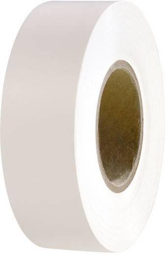 Isolierband HelaTape Flex 15 Weiß (L x B) 20 m x 19 mm HellermannTyton 710-00156 1 Rolle(n)
