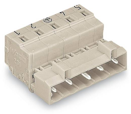 WAGO Stiftleiste (Standard) 2080 Polzahl Gesamt 8 Rastermaß: 7.50 mm 723-608/018-000 25 St.