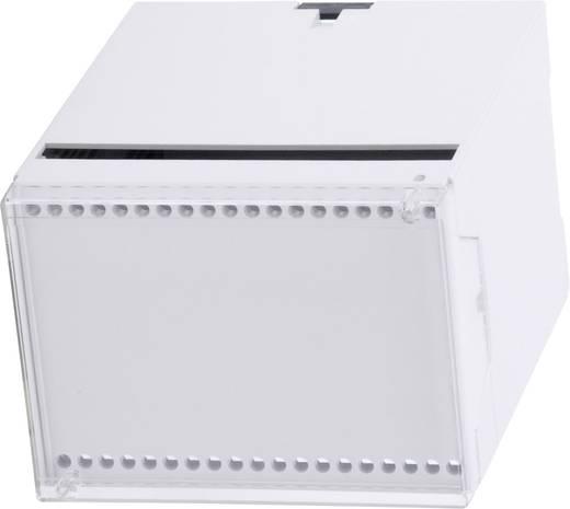 Combinorm-Gehäuse Deckel Transparent 100 x 75 x 109.5 ABS Grau (RAL 7035) Bopla COMBINORM CN 100 AK 1 St.