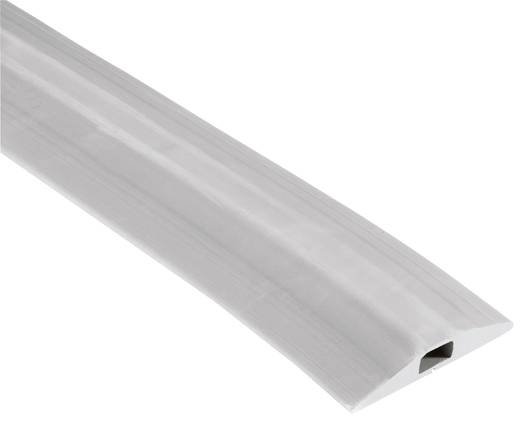 Kabelbrücke Snap Fit Standard (L x B x H) 3000 x 68 x 11 mm Grau Vulcascot Inhalt: 1 St.
