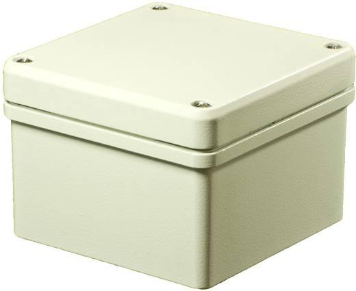 Universal-Gehäuse 127.5 x 125.5 x 90 Aluminium Grau (RAL 7032) Rolec EK 121 1 St.
