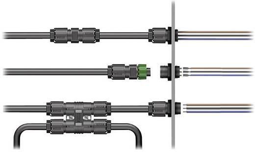Leitungsverbinder-QUICKON Pole: 3 + PE 1582205 Phoenix Contact 1 St.