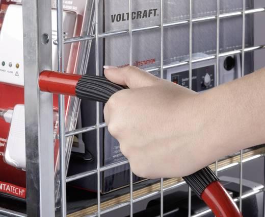 Schrumpfschlauch ohne Kleber Schwarz 30 mm Schrumpfrate:2:1 DSG Canusa 4810300952 DERAY-Grip Meterware