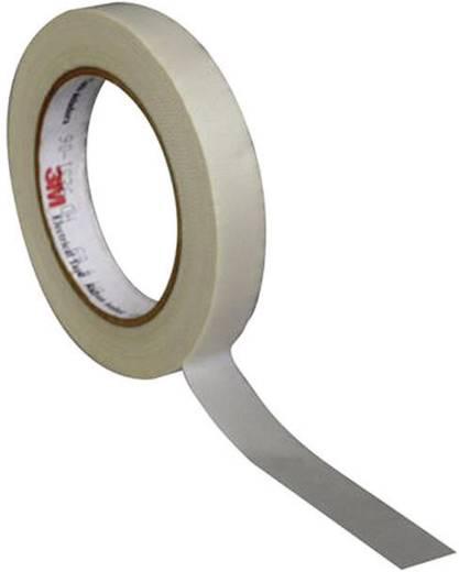 Gewebeklebeband 3M 69 Weiß (L x B) 33 m x 15 mm Silikon Inhalt: 1 Rolle(n)
