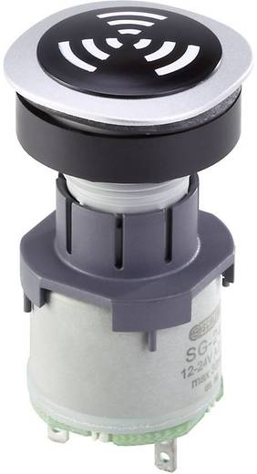 Signalgeber Geräusch-Entwicklung: 90 dB Spannung: 24 V Intervallton Schlegel RQJNSG+SGI-24V 1 St.