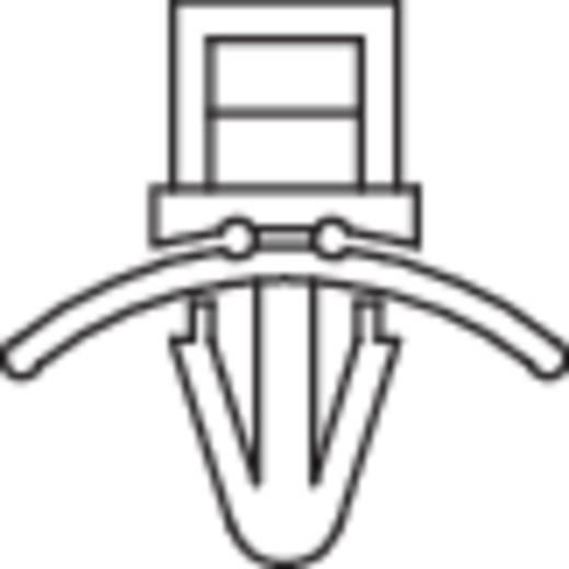 Kabelhalter mit Lamellenfuß Natur KSS 541726 PHC-4 1 St.