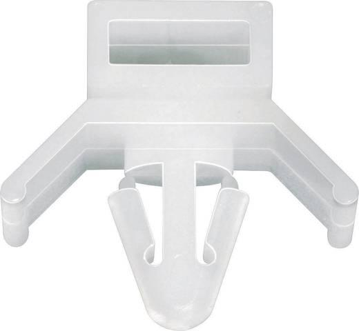 Kabelhalter mit Lamellenfuß Natur KSS 541803 PHC-8 1 St.