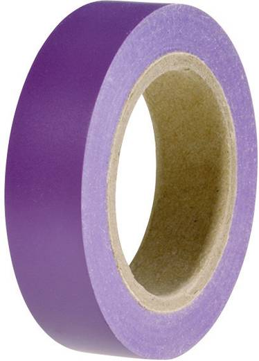 Isolierband HelaTape Flex 15 Violett (L x B) 10 m x 15 mm HellermannTyton 710-00109 1 Rolle(n)