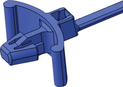 Kabelbinder 100 mm Natur mit Spreizanker, Hitzestabilisiert HellermannTyton 111-85519 T18RSF-N66-NA-C1 1 St.