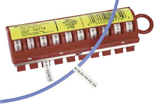 Bedruckte Klebemarker Aufdruck 9 7000058792 80-6114-2802-2 3M