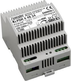 Napájecí zdroj na DIN lištu Comatec, PSM4/48.24, 24 - 28 V/DC, 48 W