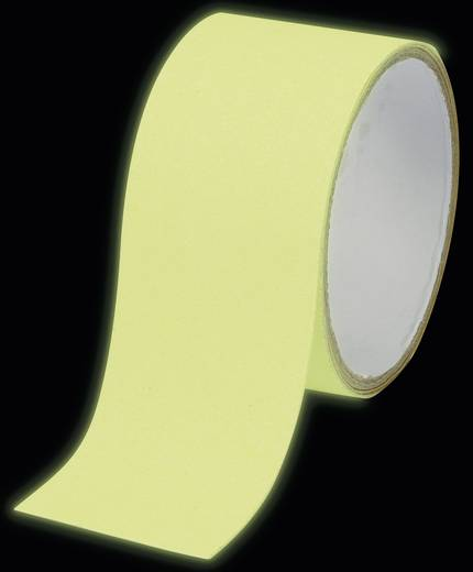 Anti-Rutschband Conrad Components ANST505M-LG Neon-Grün (L x B) 5 m x 50 mm Inhalt: 1 Rolle(n)